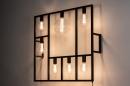 Wandlamp 73959: industrie, look, modern, metaal #2