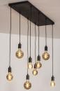 Hanglamp 73960: industrie, look, modern, metaal #12