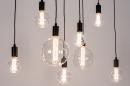 Hanglamp 73960: industrie, look, modern, metaal #13