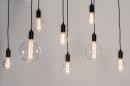 Hanglamp 73960: industrie, look, modern, metaal #14