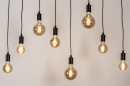 Hanglamp 73960: industrie, look, modern, metaal #16