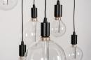 Hanglamp 73960: industrie, look, modern, metaal #21