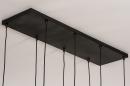 Hanglamp 73960: industrie, look, modern, metaal #22