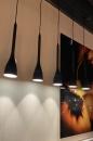 Hanglamp 73961: modern, retro, metaal, zwart #14