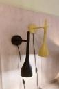 Wandlamp 73962: modern, retro, metaal, zwart #10