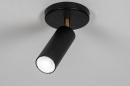 Plafondlamp 73980: design, landelijk, rustiek, modern #1