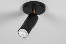 Plafondlamp 73980: design, landelijk, rustiek, modern #5