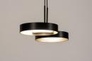 Plafondlamp 73984: design, modern, retro, eigentijds klassiek #2