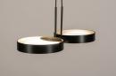 Plafondlamp 73984: design, modern, retro, eigentijds klassiek #3
