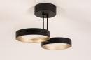 Plafondlamp 73984: design, modern, retro, eigentijds klassiek #6