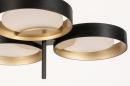 Plafondlamp 73985: design, modern, retro, eigentijds klassiek #7