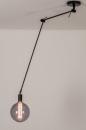 Hanglamp 74003: industrie, look, modern, metaal #10