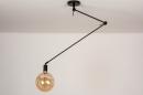 Hanglamp 74003: industrie, look, modern, metaal #12