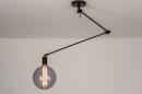 Hanglamp 74003: industrie, look, modern, metaal #4