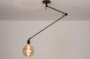 Hanglamp 74003: industrie, look, modern, metaal #5