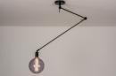 Hanglamp 74003: industrie, look, modern, metaal #8