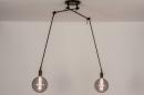 Hanglamp 74004: industrie, look, modern, metaal #10
