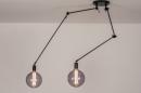 Hanglamp 74004: industrie, look, modern, metaal #11