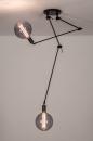 Hanglamp 74004: industrie, look, modern, metaal #12