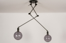 Hanglamp 74004: industrie, look, modern, metaal #13