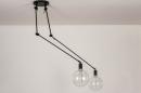 Hanglamp 74004: industrie, look, modern, metaal #14