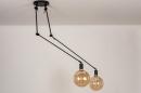 Hanglamp 74004: industrie, look, modern, metaal #15