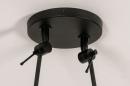 Hanglamp 74004: industrie, look, modern, metaal #4