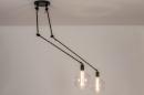 Hanglamp 74004: industrie, look, modern, metaal #5