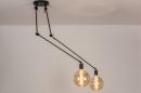 Hanglamp 74004: industrie, look, modern, metaal #6