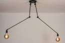 Hanglamp 74004: industrie, look, modern, metaal #7