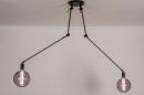 Hanglamp 74004: industrie, look, modern, metaal #8