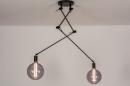 Hanglamp 74004: industrie, look, modern, metaal #9