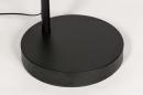 Vloerlamp 74018: modern, metaal, zwart, mat #3