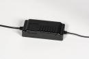 Vloerlamp 74022: modern, metaal, zwart, mat #10
