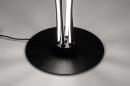 Vloerlamp 74022: modern, metaal, zwart, mat #9