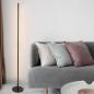 Vloerlamp 74024: design, modern, staal rvs, metaal #10