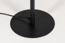 Vloerlamp 74024: design, modern, staal rvs, metaal #6