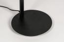 Vloerlamp 74025: modern, metaal, zwart, mat #8