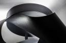 Plafondlamp 74027: modern, retro, metaal, zwart #4