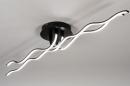 Plafondlamp 74029: design, landelijk, rustiek, modern #2