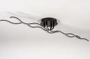 Plafondlamp 74029: design, landelijk, rustiek, modern #4