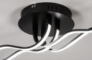 Plafondlamp 74029: design, landelijk, rustiek, modern #6