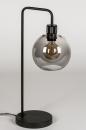 Tafellamp 74034: modern, retro, eigentijds klassiek, art deco #3