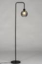 Vloerlamp 74035: modern, retro, eigentijds klassiek, art deco #13