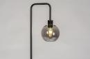 Vloerlamp 74035: modern, retro, eigentijds klassiek, art deco #3