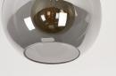 Plafondlamp 74040: modern, retro, eigentijds klassiek, art deco #5