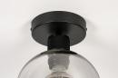 Plafondlamp 74040: modern, retro, eigentijds klassiek, art deco #6