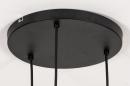 Hanglamp 74045: sale, modern, glas, metaal #12