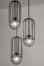 Hanglamp 74045: sale, modern, glas, metaal #3