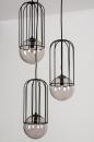 Hanglamp 74045: sale, modern, glas, metaal #7